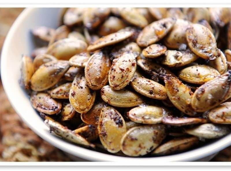 Как жарить тыквенные семечки в духовке